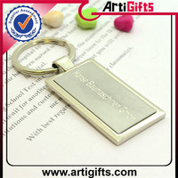 Cheap zinc alloy artificial food keychain