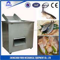 Excellent!!! frozen fish cutting machine/fish processing machine/fish fillet machine