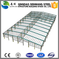 chinese steel warehouse tent