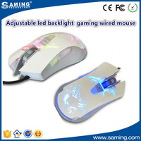Optical USB Wired Gaming Mouse For Computer PC Laptop