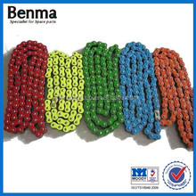 Go kart chain,colorful chain with best price hot sale in Vietnam market