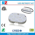 Top quality ETL / cETL/CE/ ROHS listed 8 years warranty LED retrofit kits replace 1000w metal halide bulb