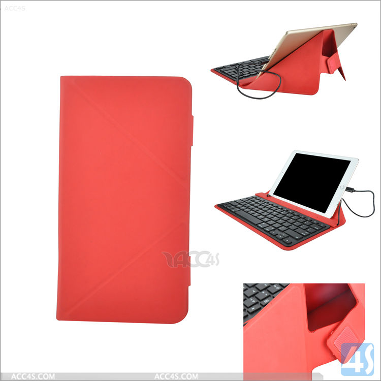 2016 new arrival hot selling OEMaccept wired keyboard for Apple ipad pro 12.9