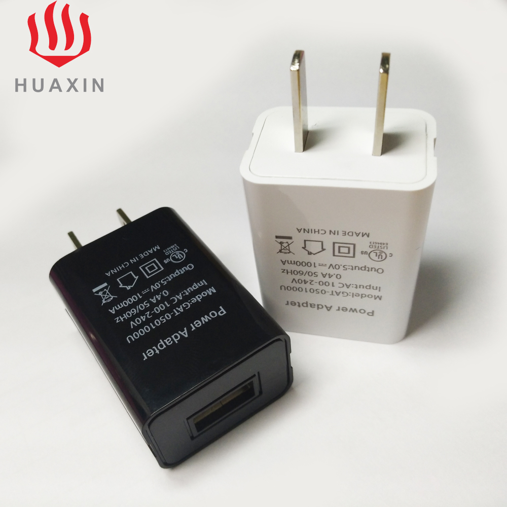 5V 2.1/1A USA AC Travel Dual Phone USB Charger Power Adapter For iPhone 6 5 For For Samsung