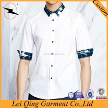 Shirts for men italian party wear 2017 new design shirts casual