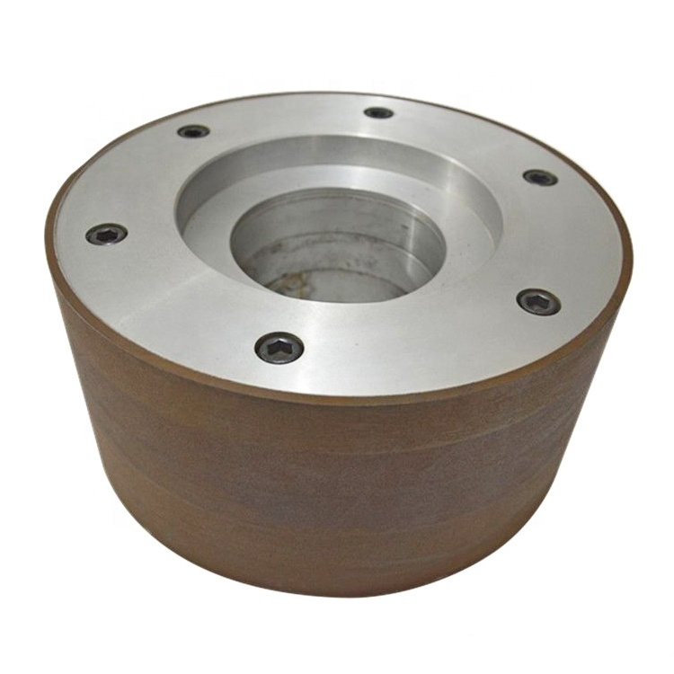 9A1 Resin bond diamond Centerless grinding wheels for carbide bar