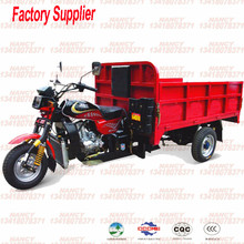 China tricycle factory new model cargo petrol tricycle for sale