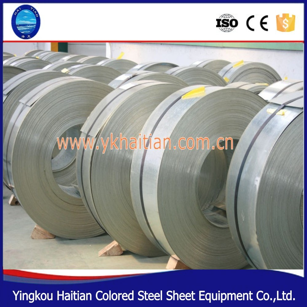 <strong>Q195</strong> Hot-Dipped Galvanized Steel Strip