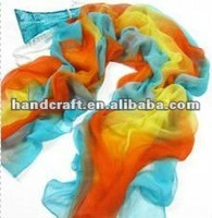 2012 lady newest silk scarves,skull scarf