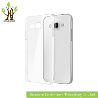 High quality For Samsung Galaxy E7 E700 Ultra-thin Transparent Crystal Clear Hard Case Free Shipping