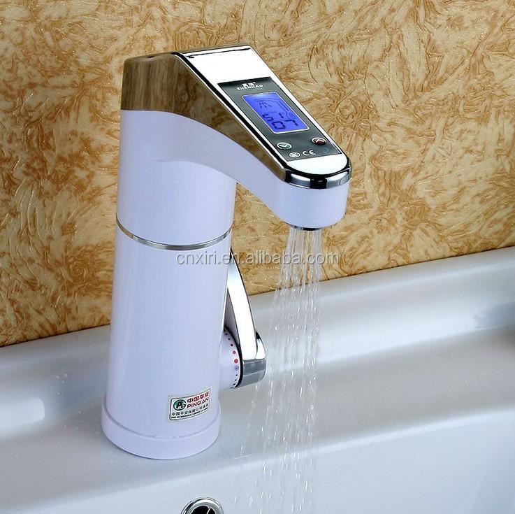 Großhandel wasserhahn elektrisch Kaufen Sie die besten  ~ Wasserhahn Durchlauferhitzer