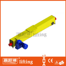 bridge crane,single girder overhead crane 5 ton