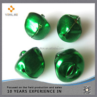 Popular Green Jingle Small Metal Bells