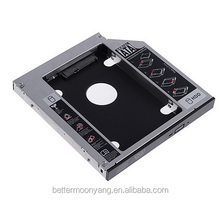 9.5 mm hdd caddy 2.5 inch sata 3.0 DVD caddy apply to laptop