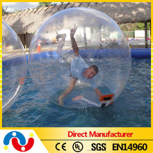 hot sale top quality inflatable clear plastic ball