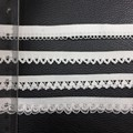 Wholesale Nylon Lingerie Water Soluble Elastic Lace Belt Bra Strap