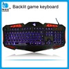 Trade Assurance factory wired gaming usb led backlight keyboard