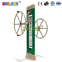 Hot selling turntable outdoor park fitness gym equipment for kids