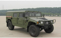 Dongfeng Military Mengshi Off-road Vehicle EQ2050 4x4 4.5L 160HP