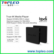2017 Global kodi tv stick with remote android tv box 6.0 MINI MX II