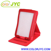 Flip Leather Cover Stand Case for Kindle Paperwhite red