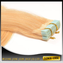 Factory Wholesale Machine Making Remy European Italy Tape Hair Extensions