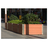 Outdoor WPC planter