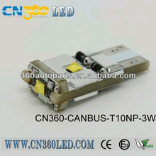 LED canbus T10 bulbs use for Signal Light,Door Light and Reading light