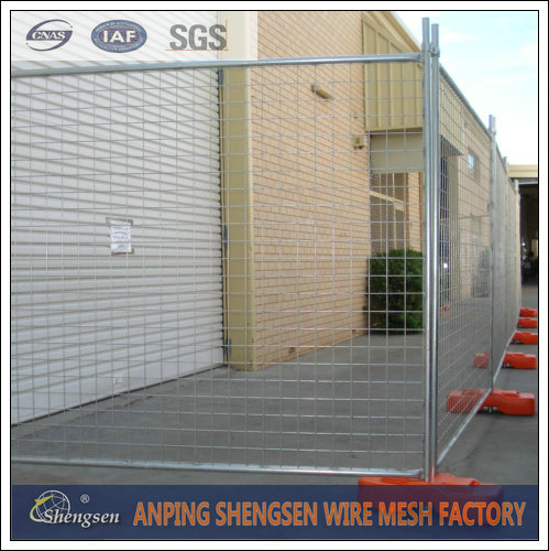 american wire mesh fence
