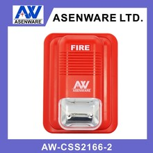 Top selling conventional sound sensor alarm, sound detector alarm, warning light sound alarm