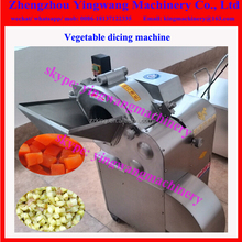 Stainless steel fruit /vegetable/carrot /apple cuber machine