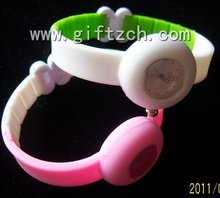 OTM silicone candy watch