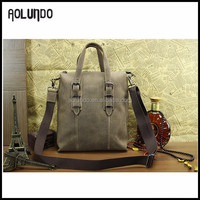 High quality mens wholesale top leather shoulder bag fashion guangzhou handbag