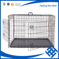 36 inch metal dog cage