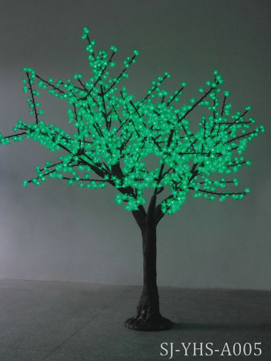 2014 NEW design led cherry tree light from china zhong shan