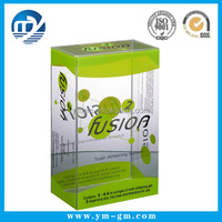 Custom printing Plastic packaging / PVC Packaging Box