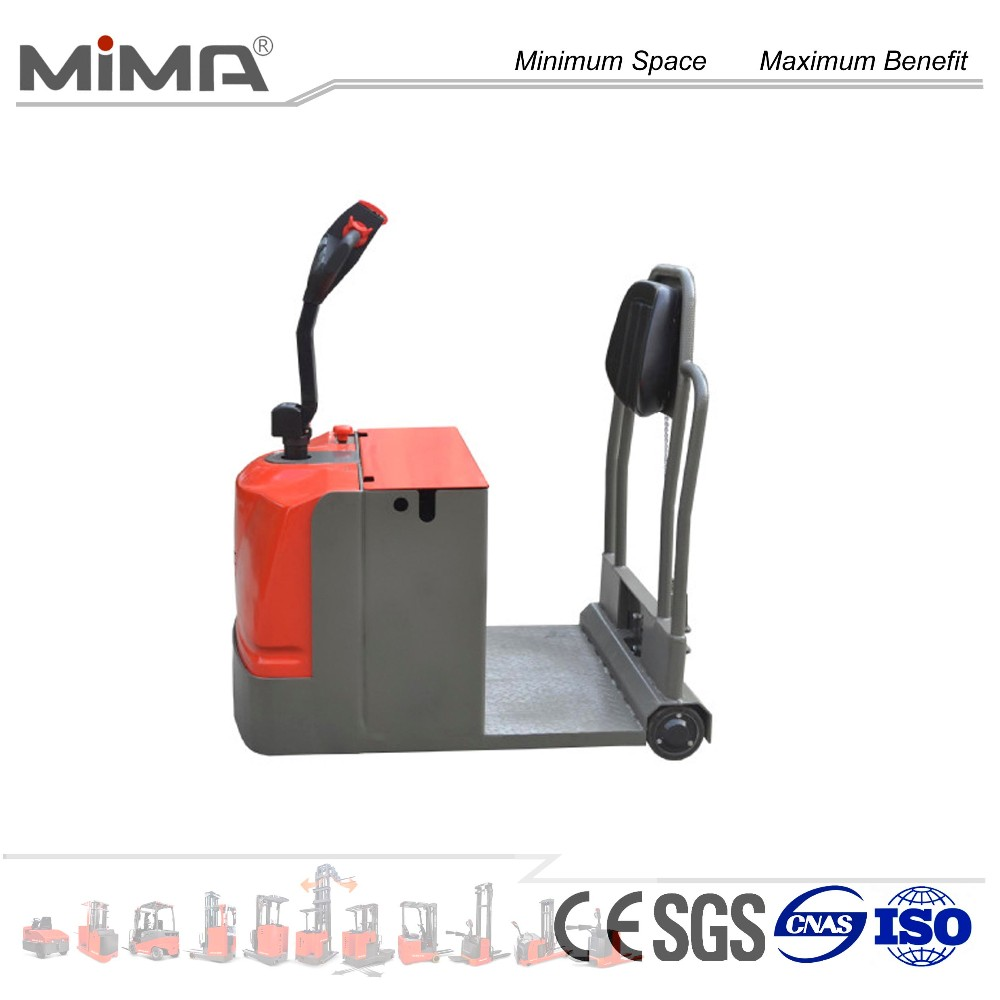 MIMA Electric Tow Tractor tower truck