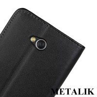 2015 Mobile Phone Accessories Phone Case Leather Wallet Cell Phone Protective Case For LG L70