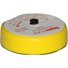 round pad designed for quick lock thread roloc disc