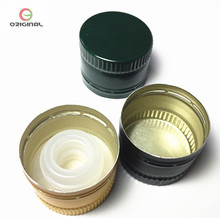 high quality Olive oil caps / closure with alumnium plastic cover