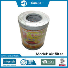 Single cylinder parts for used tractor parts air cleaner filter element