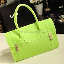 2014 newest model top line leather bags
