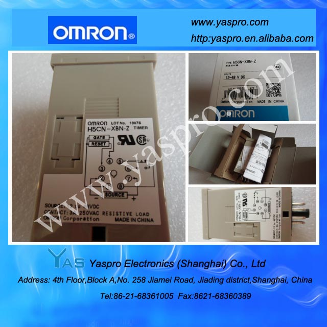 (New Products) Omron Timer H7CX-AD-N