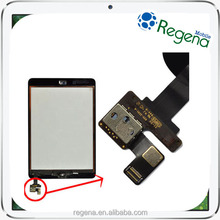 Grade A Touch Screen Digitizer With IC Front Touch Glass Replacement for iPad mini