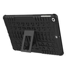 New design hybrid rugged phone case for ipad 2017 , shockproof tablet case for ipad pro 10.5