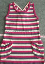 pretty lovely wool children dress