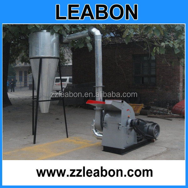 Swine Farm Grass/Corn Straw/wood fuel Crusher Machine