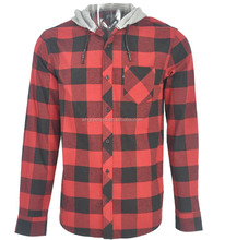 2018 factory direct supply long sleeve men plaid flannel shirt with hundreds of color options