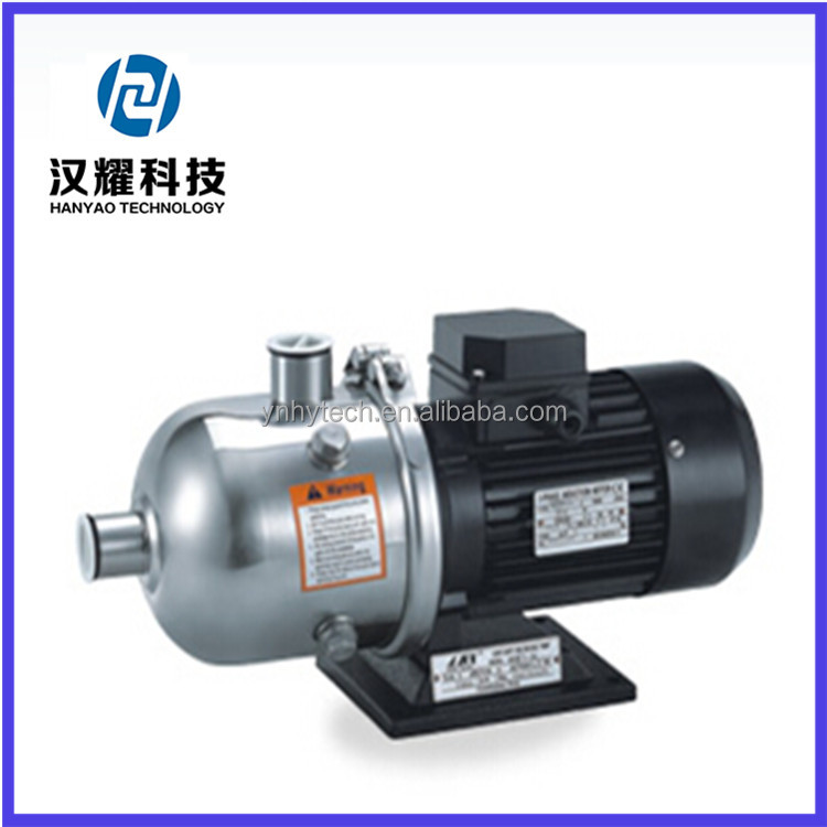 home using centrifugal water pump