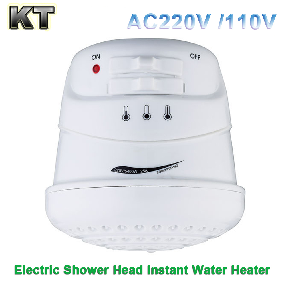 New arrival high quality 7.5kw portable mini instant electric bath water heater for shower